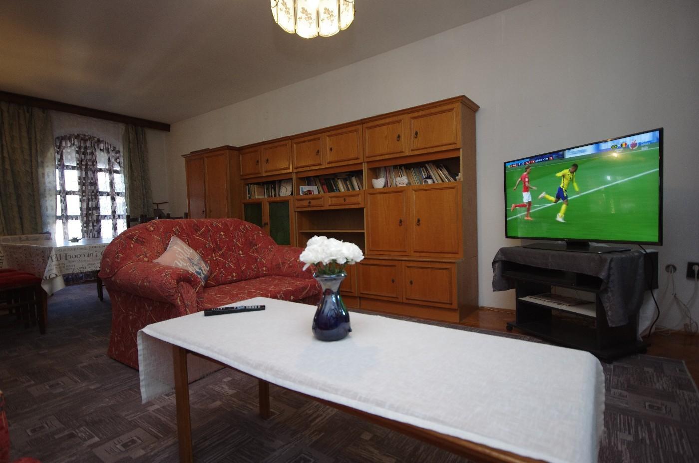 Családi ház - nappali