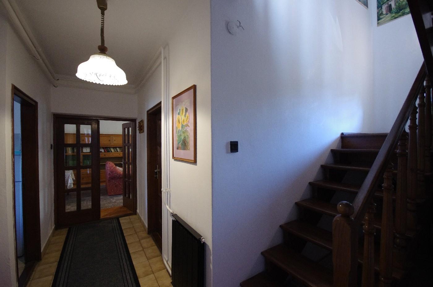 Családi ház - lépcsőház